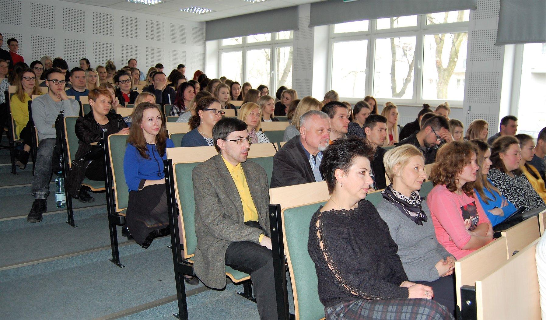 Relacja z wykładu Tarnobrzeskiej Agencji Rozwoju Regionalnego